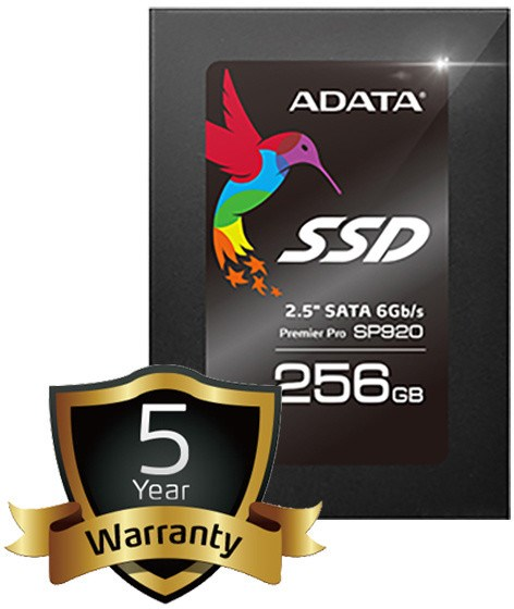 Fotoja e SSD A-Data Premier Pro SP920 - 256 GB