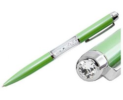 Fotoja e Stilolaps Levien Green Crystal SWPENGR-CRY