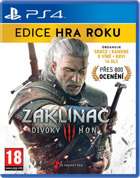 Fotoja e The Witcher 3: Wild Hunt - Game of the Year Edition - PS4