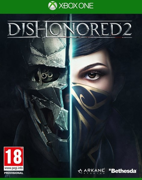 Fotoja e Dishonored 2 - Xbox ONE