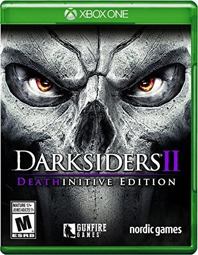 Fotoja e Darksiders 2: The Deathinitive Edition - Xbox ONE