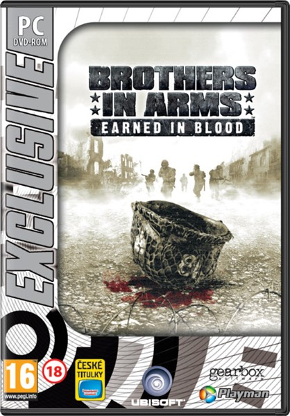 Fotoja e Brothers in Arms: Earned in Blood - PC