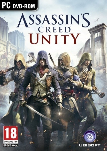 Fotoja e Assassin's Creed: Unity - PC