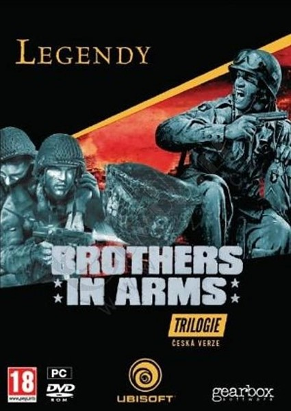 Fotoja e Brothers in Arms Trilogy - PC