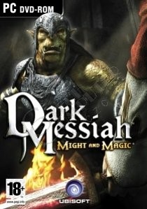Fotoja e Dark Messiah of Might and Magic - PC