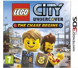 Fotoja e Lego City Undercover: The Chase Begins - 3DS