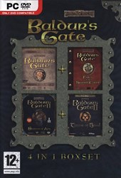 Fotoja e Video lojë Baldurs Gate Saga - PC