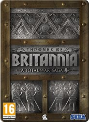 Fotoja e Video lojë Total War Saga: Thrones of Britannia - Limited Edition (PC)