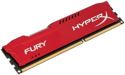 Fotoja e Memorie RAM Kingston HyperX Fury Red 8GB DDR4 2933