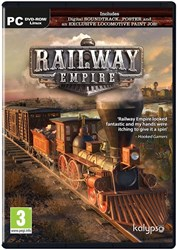 Fotoja e Video lojë Railway Empire - Day One Edition (PC)