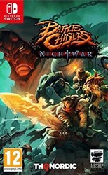 Fotoja e Video lojë Battle Chasers: Nightwar (SWITCH)