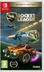 Fotoja e Video lojë Rocket League: Ultimate Edition (SWITCH)