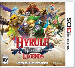 Fotoja e Hyrule Warriors: Legends - 3DS
