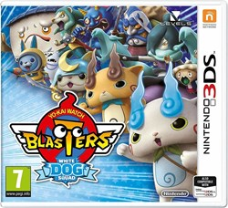 Fotoja e Videolojë Yo-Kai Watch Blasters White Dog Squad (3DS)