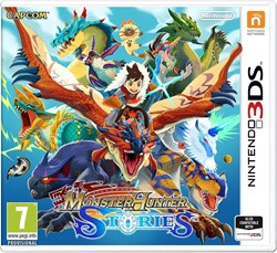 Fotoja e Videolojë Monster Hunter Stories (3DS)