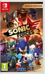 Fotoja e Videolojë Sonic Forces - Bonus Edition (SWITCH)