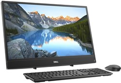 "Fotoja e Kompjuter Dell Inspiron One 3477 Touch, Intel Core i5, 12GB RAM, 256GB SSD, 23.8"" Full HD, Intel HD Graphics, i zi"