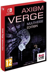 Fotoja e Videolojë Axiom Verge - Multiverse Edition (SWITCH)